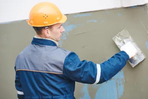 Наружная штукатурка стен - строительство и ремонт