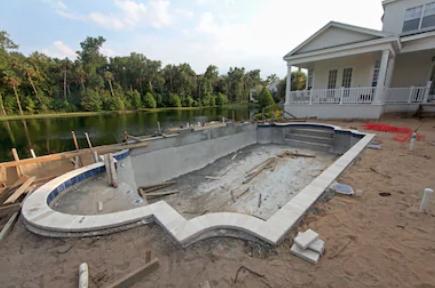 Профессиональное строительство бассейнов от компании «Ремонт-Сервис»