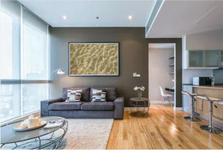 Высококачественный ремонт квартир: дизайнерские решения