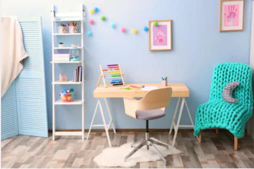 Дизайн детской комнаты: быстро, качественно, недорого