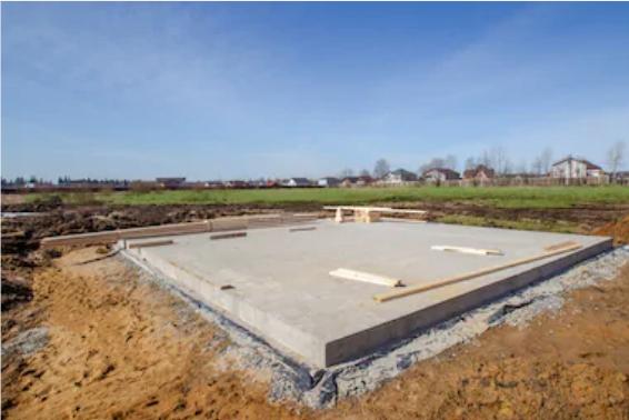 Строительство частного дома: фундамент всему голова