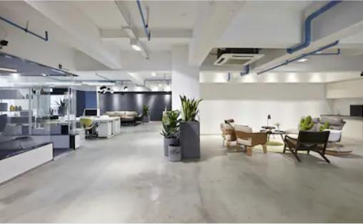 Дизайн офисов от профессионалов