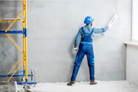 Штукатурка внутренних стен - внутренняя отделка на профессиональном уровне