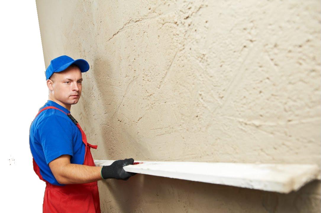 сколько стоит отштукатурить стены под обои