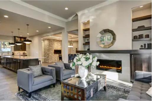 Дизайн зала в квартире или в частном доме